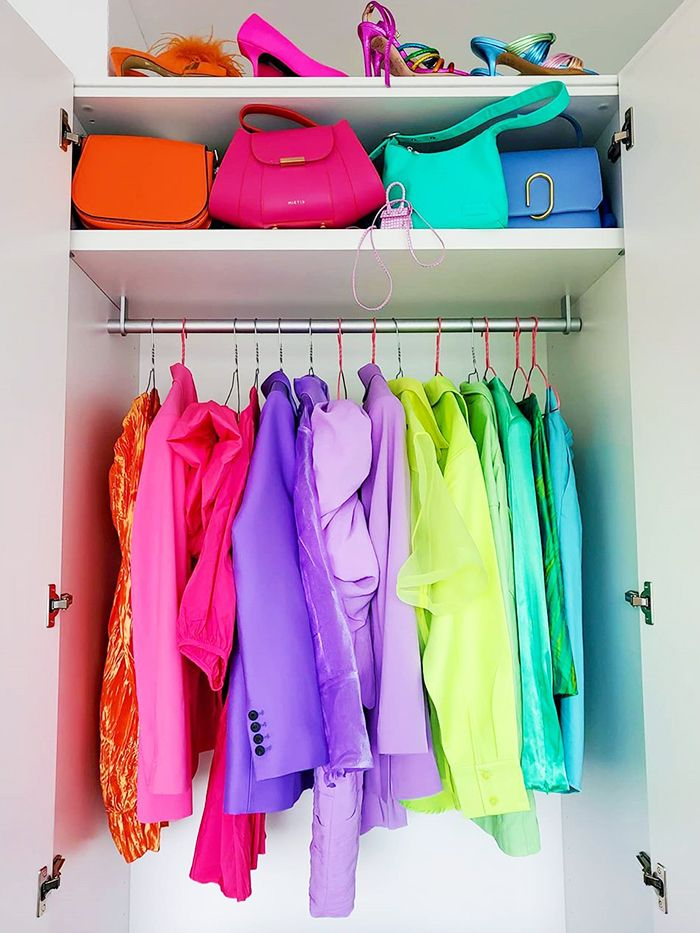 Colourful Summer Outfits: Nina Sandbech