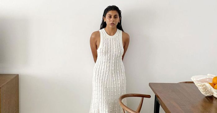 These 4 Specific Dresses Are Trending at Madewell, H&M, and Mango