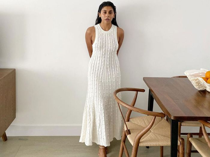 These 5 Specific Dresses Are Trending at Madewell, H&M, and Mango