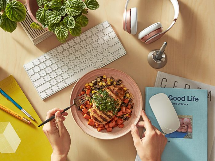 I Found the Meal-Delivery Service That Will Turn Your WFH Life Around