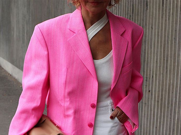 Women Over 40 Know These Styling Tricks Will Make an Outfit More Fashionable