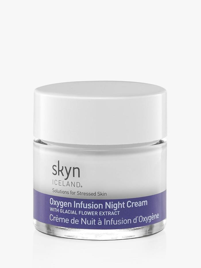 Skyn Iceland Oxygen Infusion Night Cream
