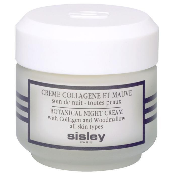 Sisley-Paris Night Cream with Collagen