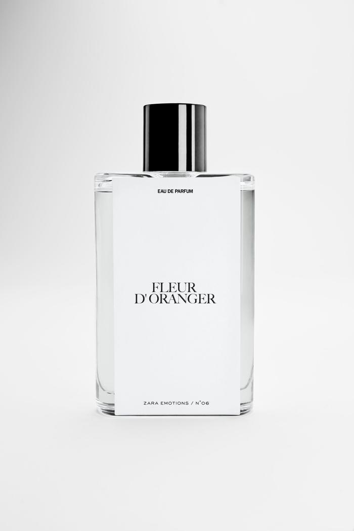 Zara Fleur D'Oranges, Eau de Parfum