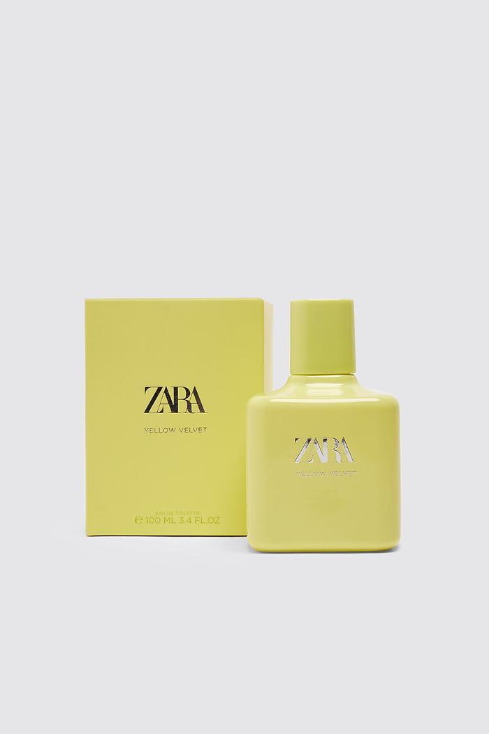 Zara Yellow Velvet, Eau de Toilette