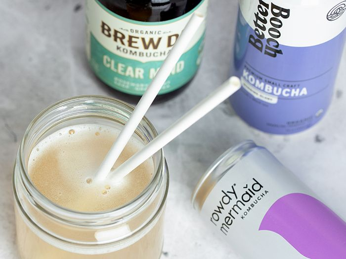 11 Best Kombucha Brands We Can't Stop Talking About