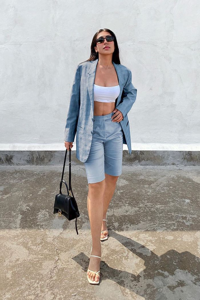 19 Hot Outfit Ideas That Are Perfect For The Heat Who What Wear