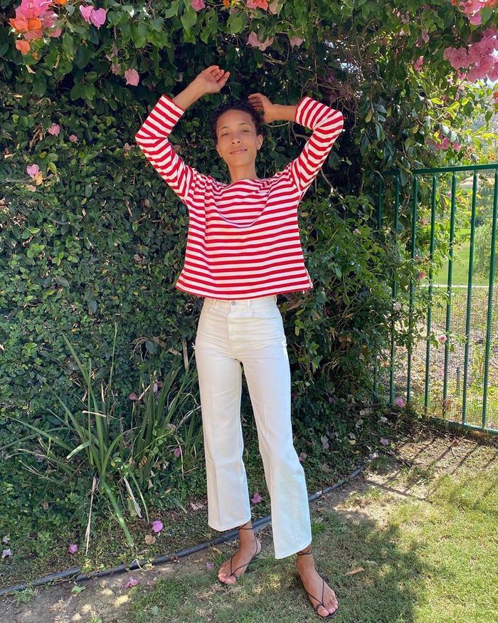 Breton stripe t-shirts for summer