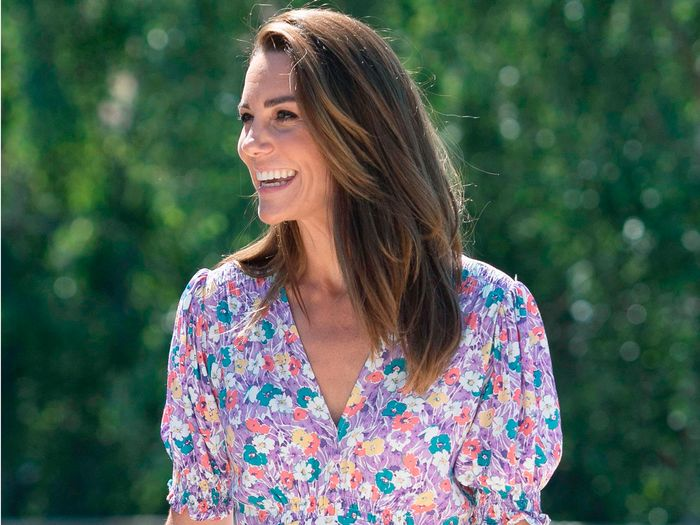 Kate Middleton Wore a Floral Dress by Faithfull the Brand