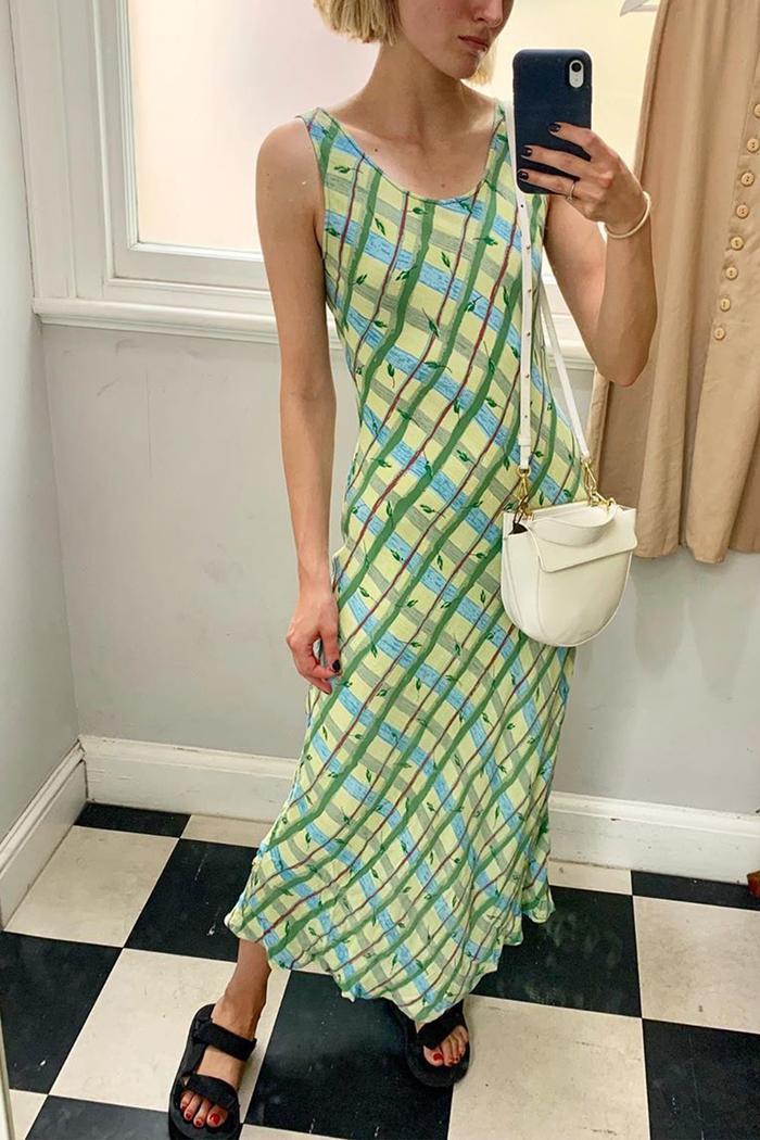 90s strap dresses