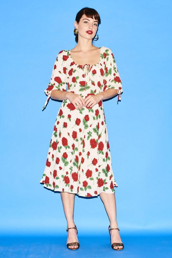 Coco Fennell Rose Loren Dress