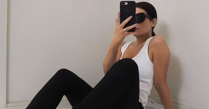 The Nontraditional Legging Trend That's Increasing in Popularity