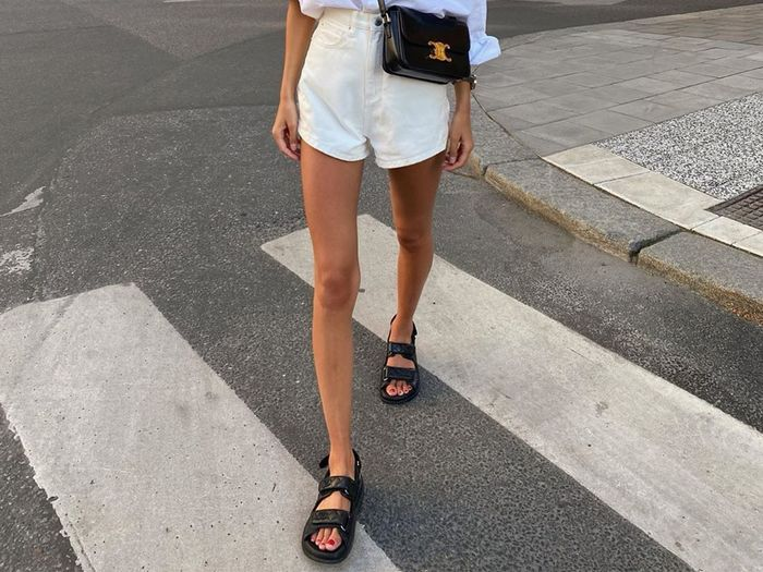 """17 Ways Our Readers Are Wearing Summer's """"Ugly"""" Shoe Trend"""
