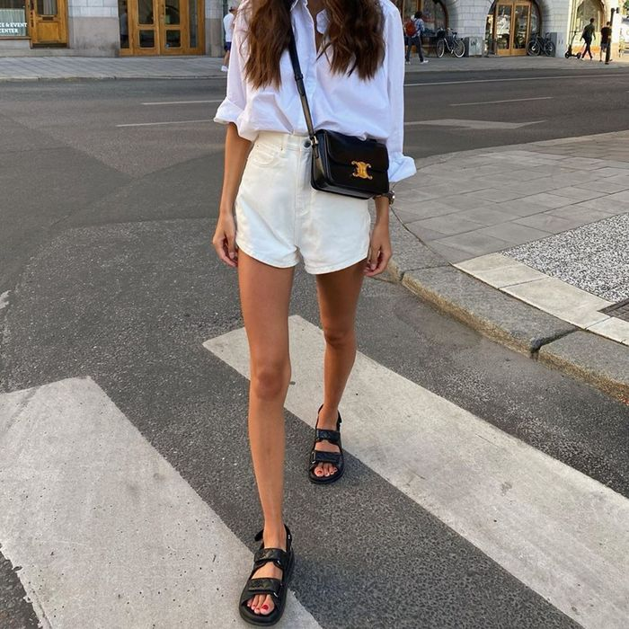 17 Outfits to Wear With Chunky Sandals