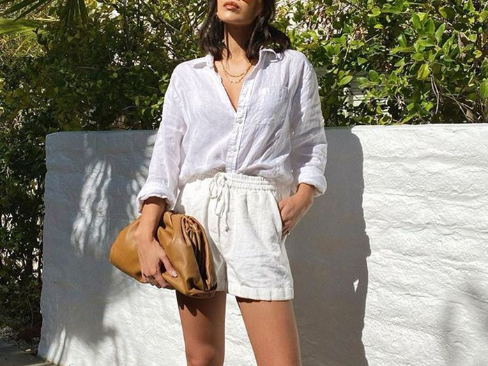 Summer Fashion Staples - Linen