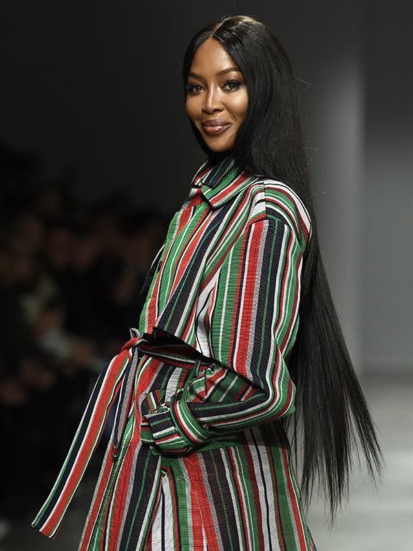Naomi Campbell's Vitamin Routine Is Extensive, See It Here