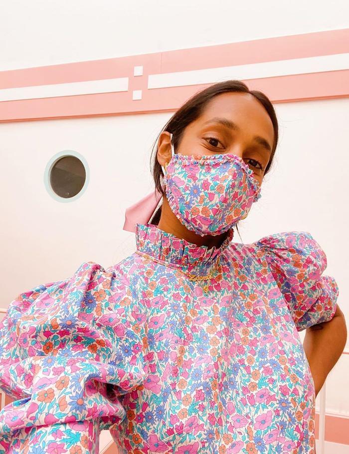Best fashionable face masks: