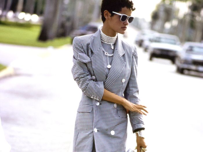 This French Model Had the Best '90s Style, Hands Down