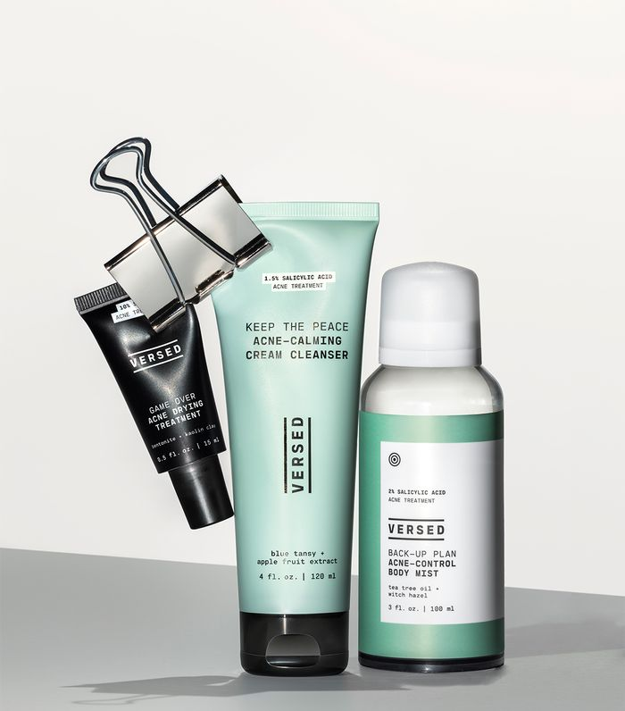Review: Versed Acne Collection