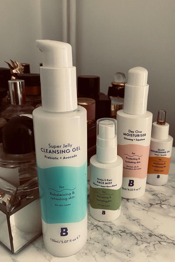 Beauty Bay Affordable Skincare: Giselle flatly