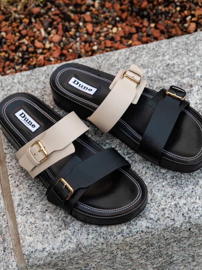Dune loren t sandals