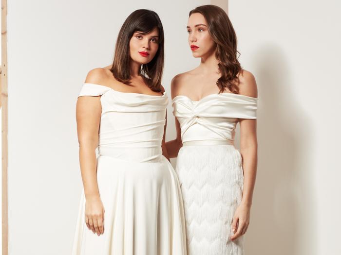The Bridal Designer Making Dresses for All Sizes