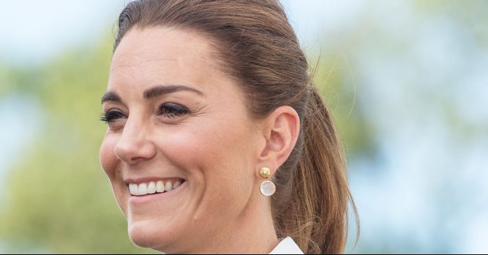 Kate Middleton Just Brought Back Last Summer's Popular Dress Trend