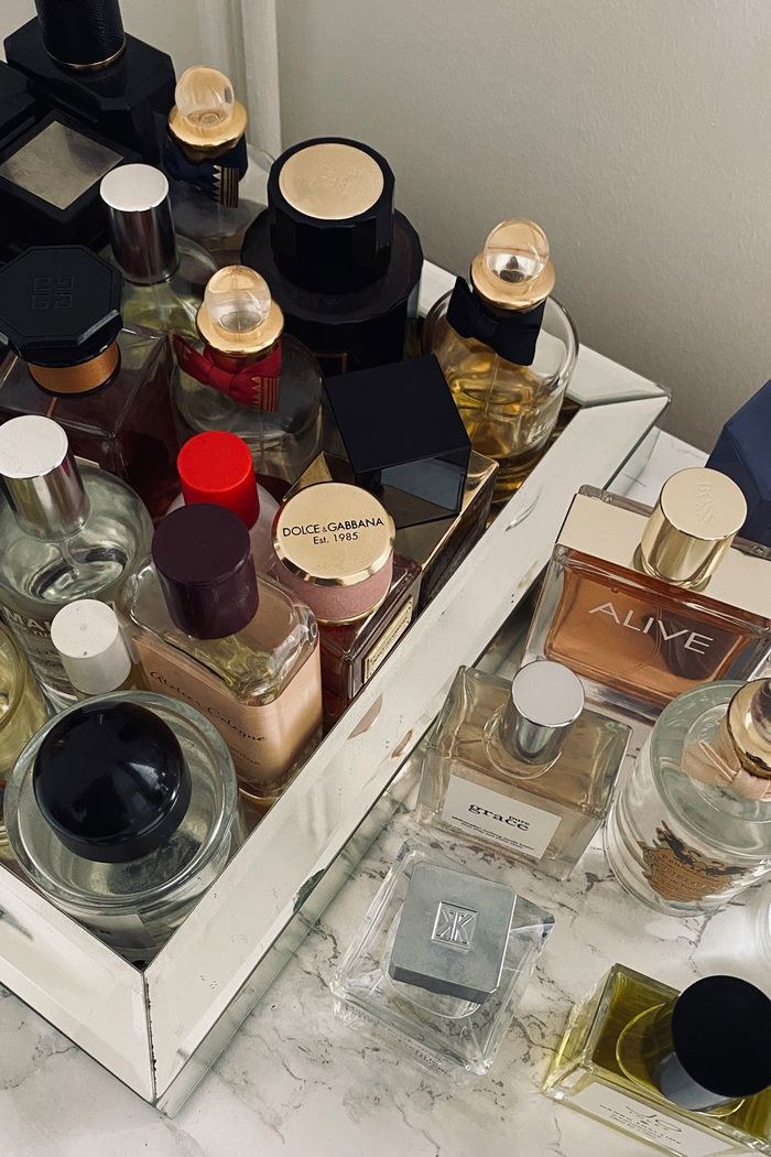 Fragrance Moods: Perfume collection