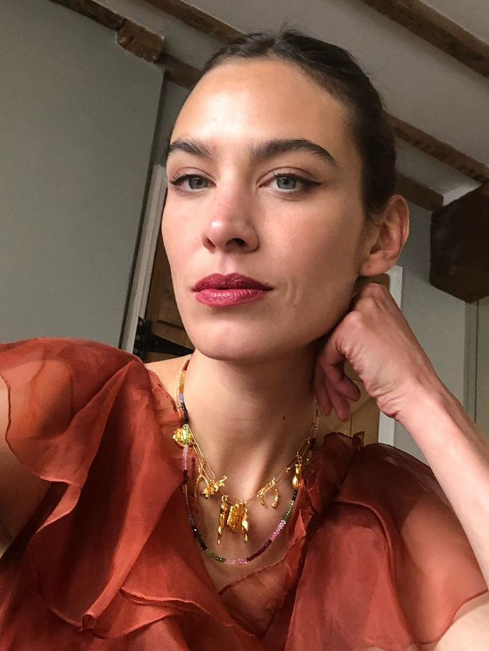 Augustinus Bader cleanser: Alexa Chung is a fan of the brand