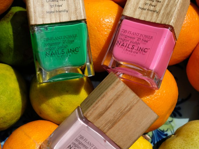 I've Just Tried Some New Vegan Nail Polish, and I'm Seriously Impressed