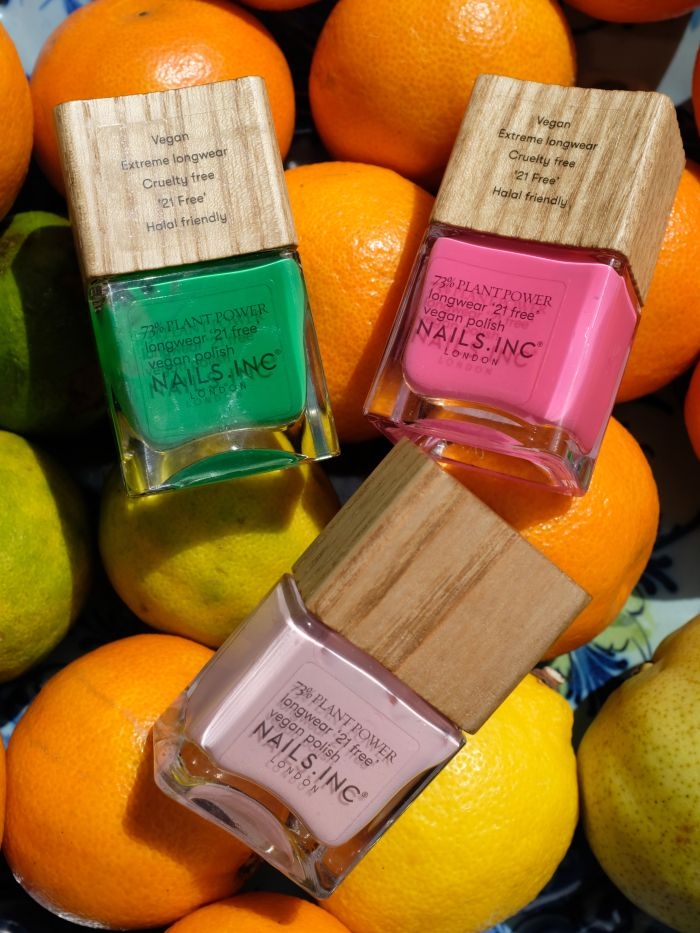 Best vegan nail polish: nail varnish images