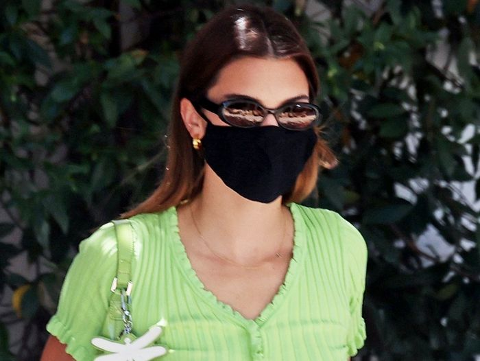 Kendall Jenner's Cute $45 Top Will Sell Out, So Here's the Link