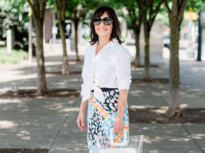 I'm 55 & a Former Nordstrom Buyer—I Always Rely on These 7 Easy Outfit Formulas