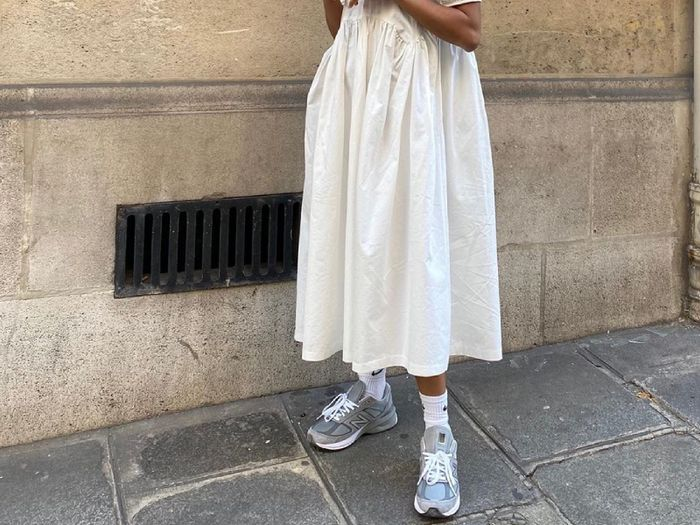 These 6 Trainers Will Go With All of Your Summer Dresses