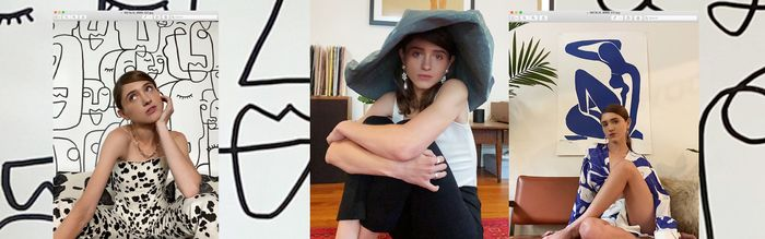 Natalia Dyer Is in the Midst of Self-Discovery—Just Like Her On-Screen Personas