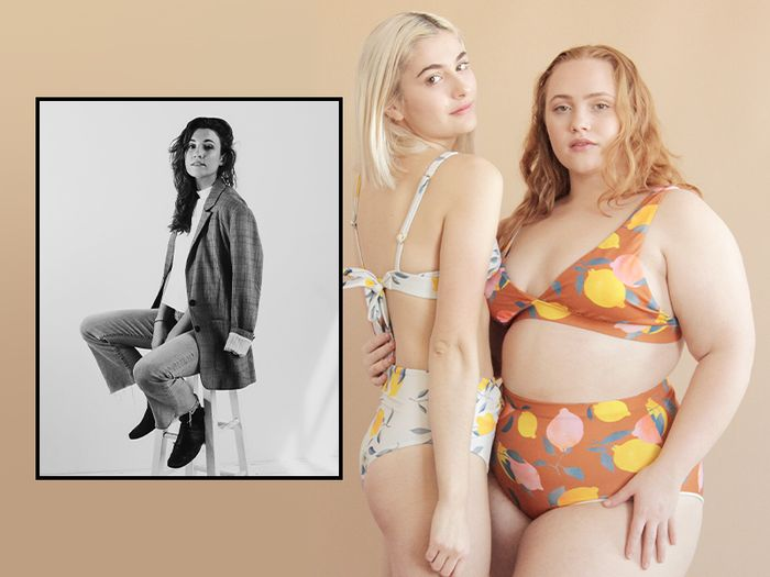 This Swimwear Brand Is Taking the Anxiety Out of Swimsuit Shopping