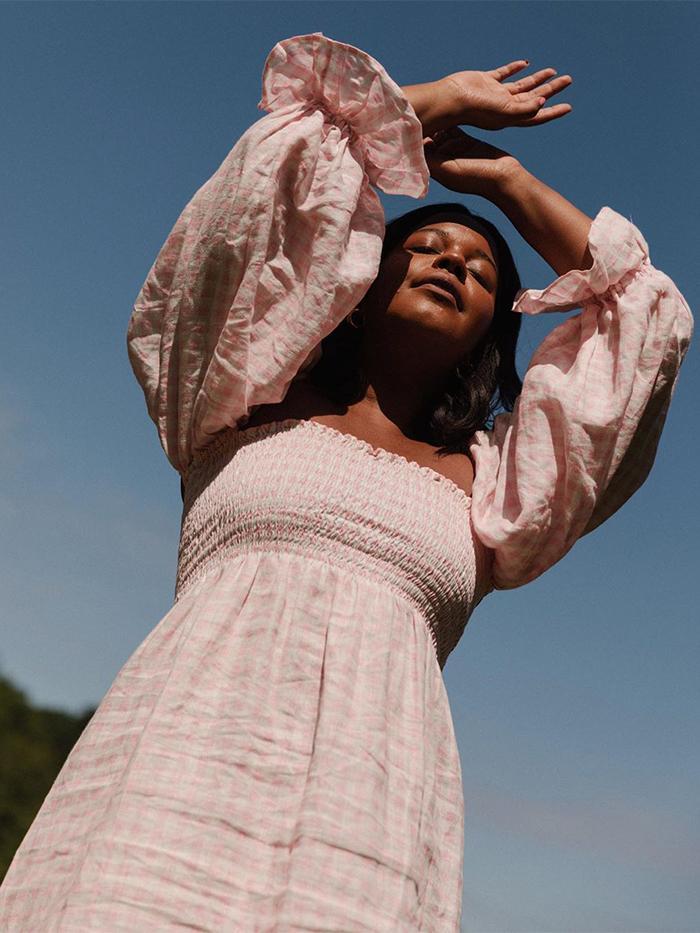 Smocked Fabric Trend: Daily Sleeper Dress