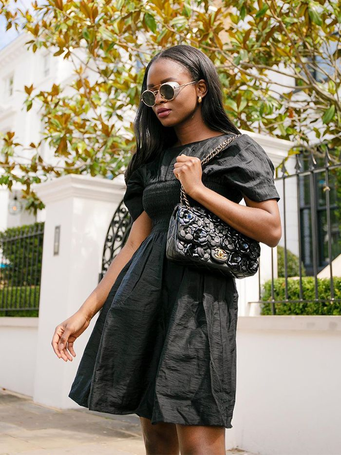 Smocked Fabric Trend: H&M Dress