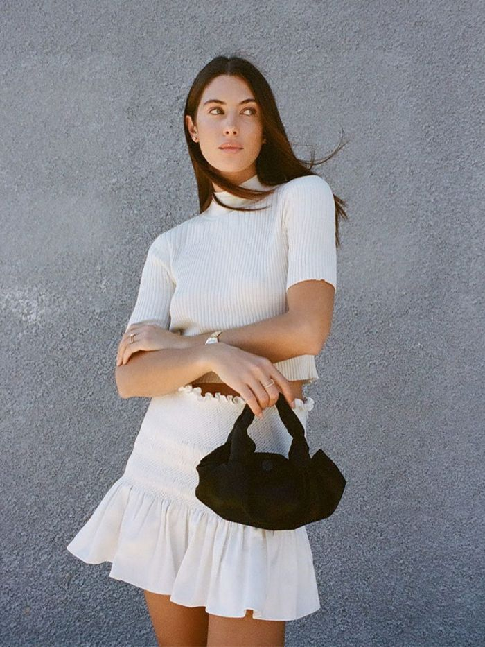 Smocked Fabric Trend: Sir Skirt