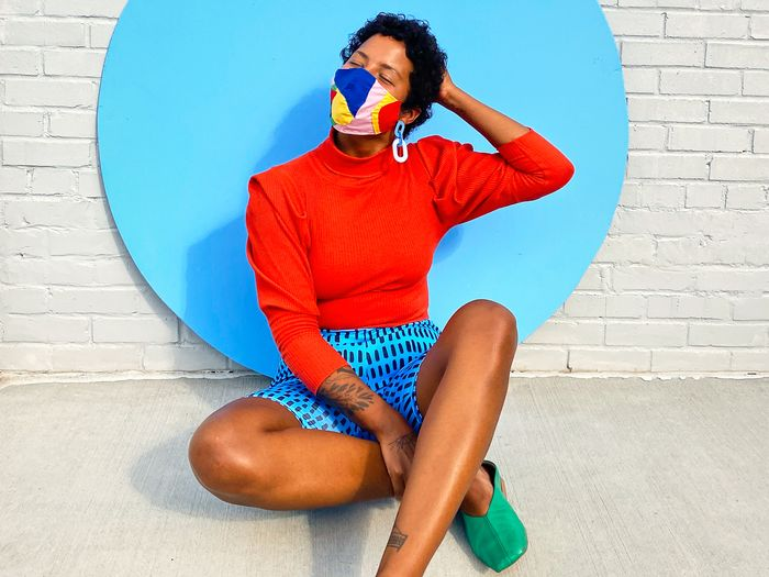 Calling All Creatives: WWW and Pinterest Want You to Enter Our Face-Mask Contest