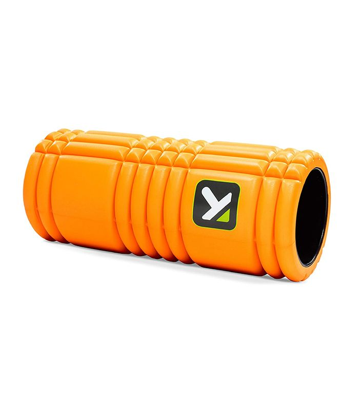 TriggerPoint CORE Multi-Density Solid Foam Roller with Free Online 12-Inch