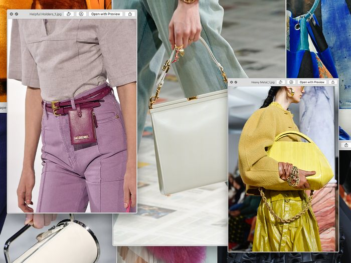 The 8 Most Important Handbag Trends of Fall 2020
