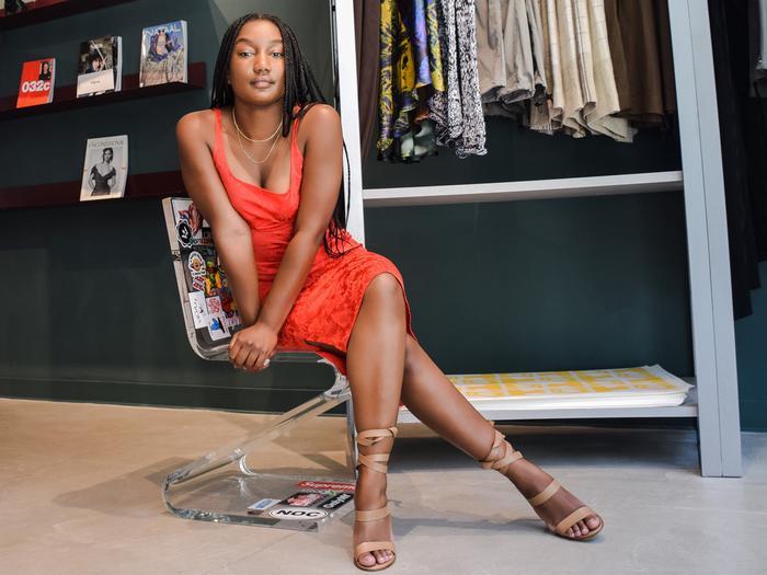 Telsha Anderson, t.a. boutique