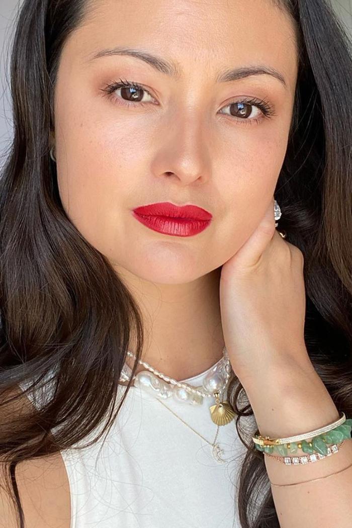 No Smudge Lipsticks: Peony Lim