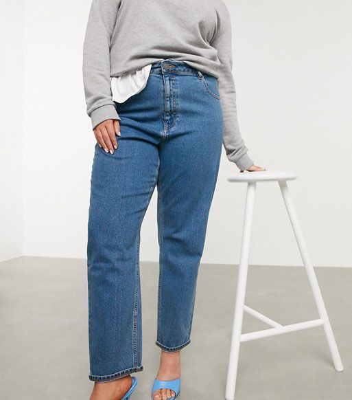 The 8 Best Loose Fitting Jeans For Women Who What Wear Shop our full range of wide leg jeans here. best loose fitting jeans for women