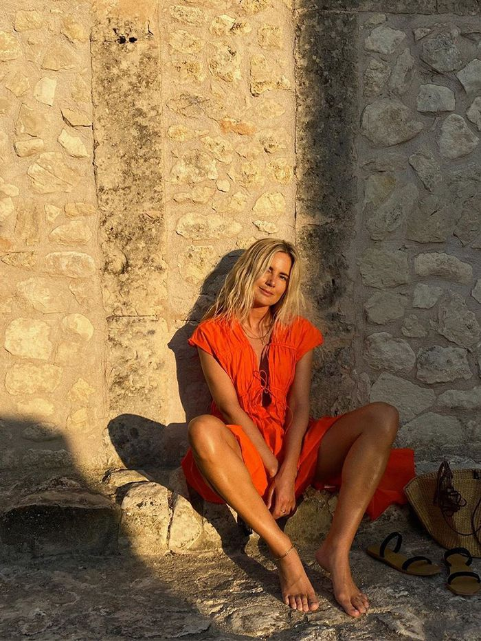 Tove Summer Dresses: Lucy Williams in Tove