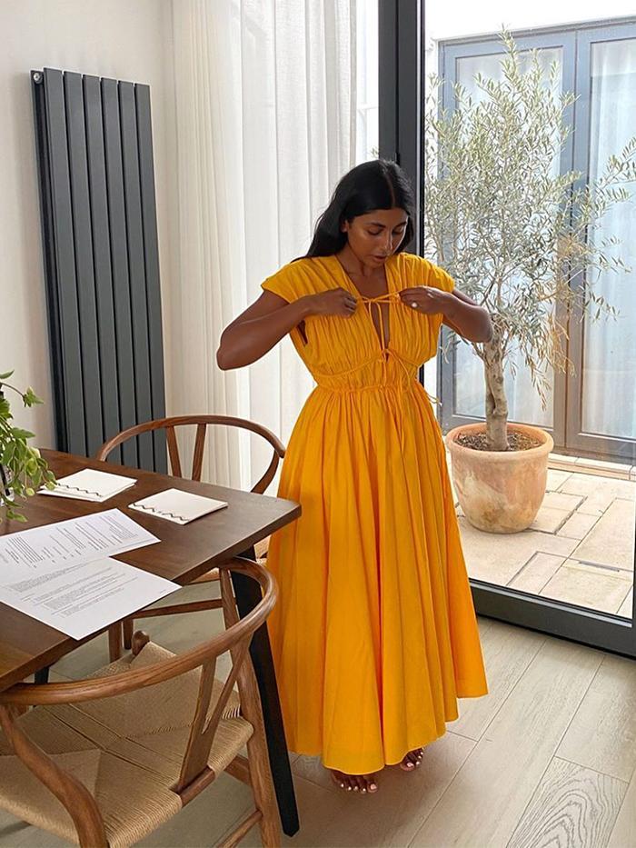 Tove Summer Dresses: Monikh in Tove
