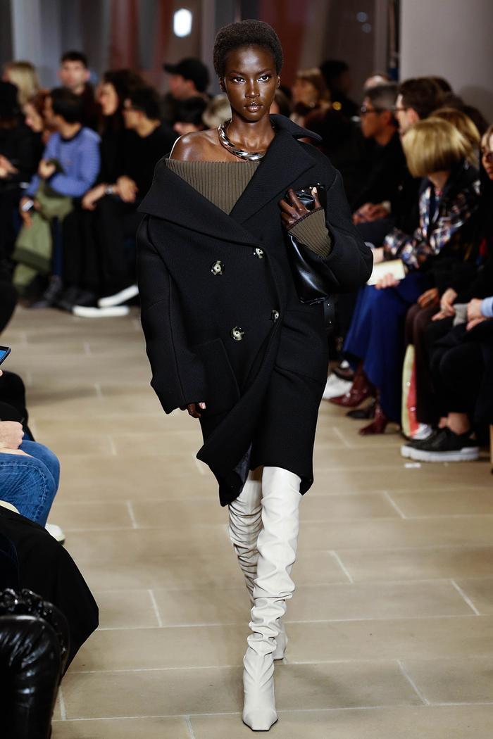 Over-The-Knee Boots Trend: Proenza Schouler