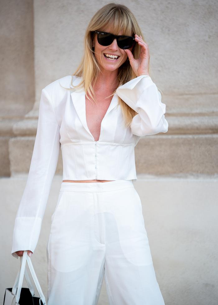 Copenhagen fashion week: jeanette madsen