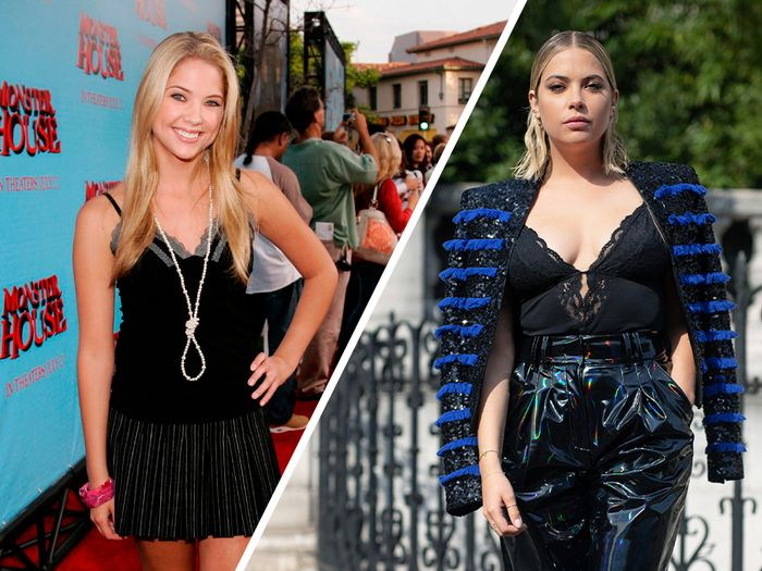 From 2006 to 2020, Ashley Benson Critiques Her Fashion Evolution